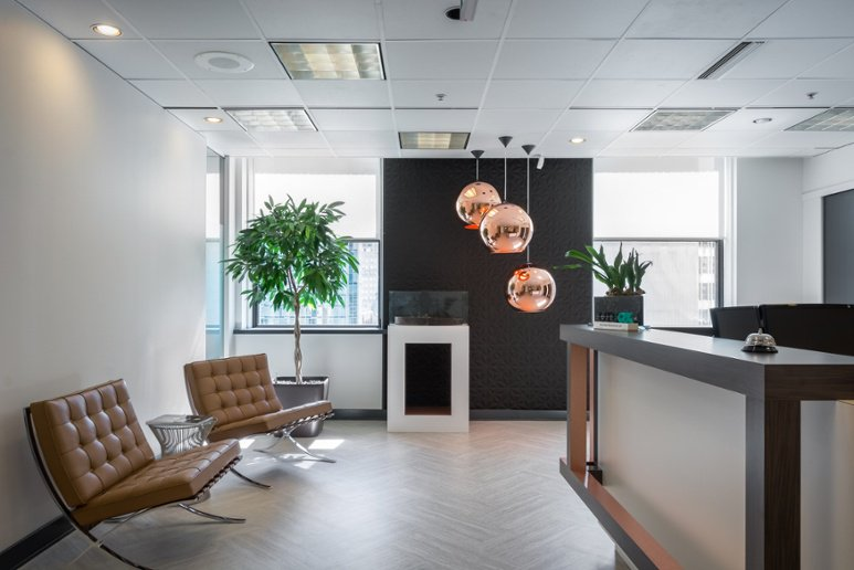 Ergonomics & Environment - Aura Office Enviroment