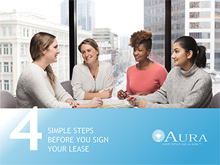 4 Simple Steps to Follow Before Signing Your Lease