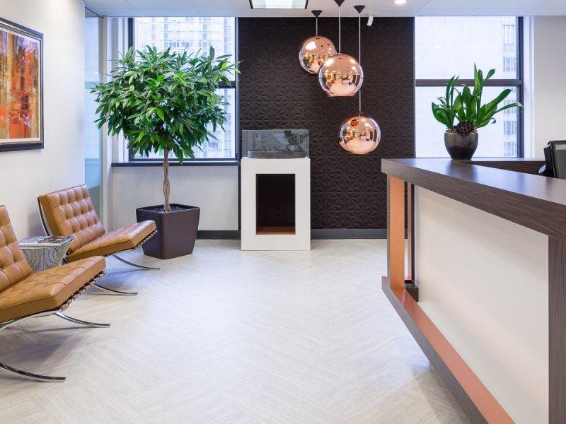 Amerigo - Aura Office Design Project 1