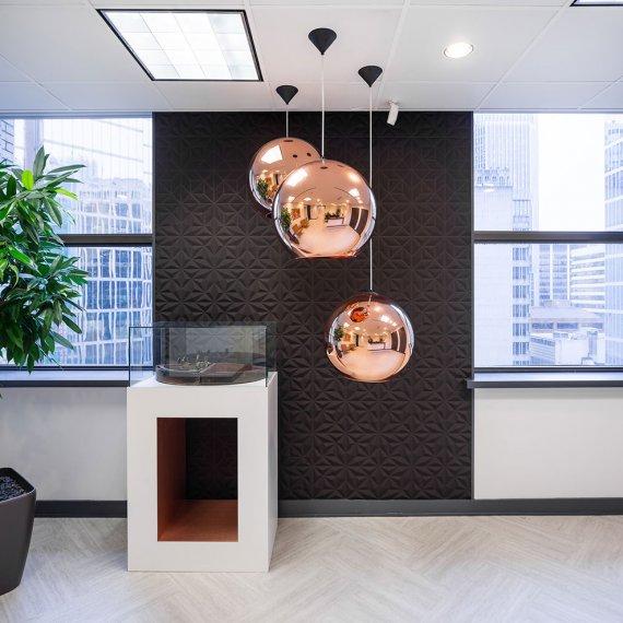 Amerigo - Aura Office Design Project 3