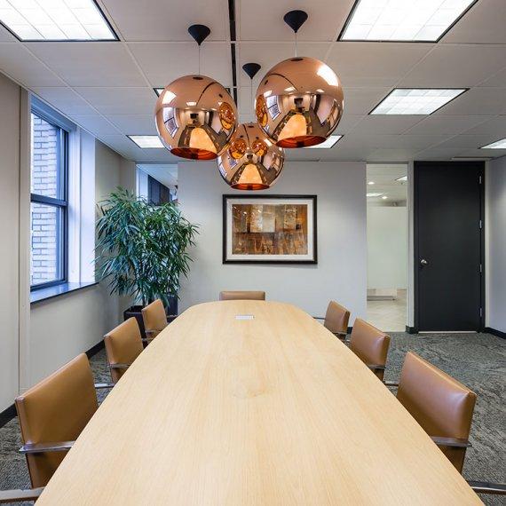 Amerigo - Aura Office Design Project 4