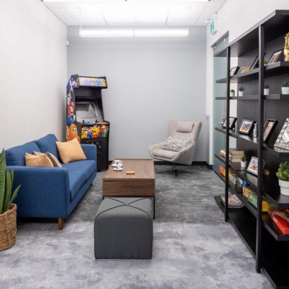 Bermanfalk Hospitality - Aura Office Design Project 2