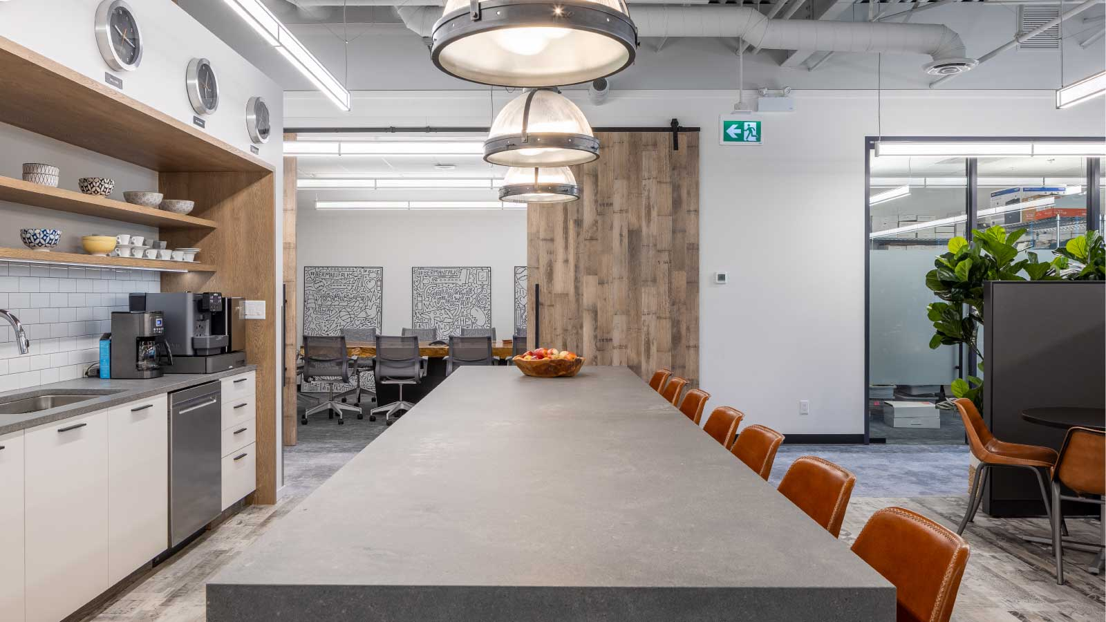 Vancouver Office Design Build Firm Aura Office Environments