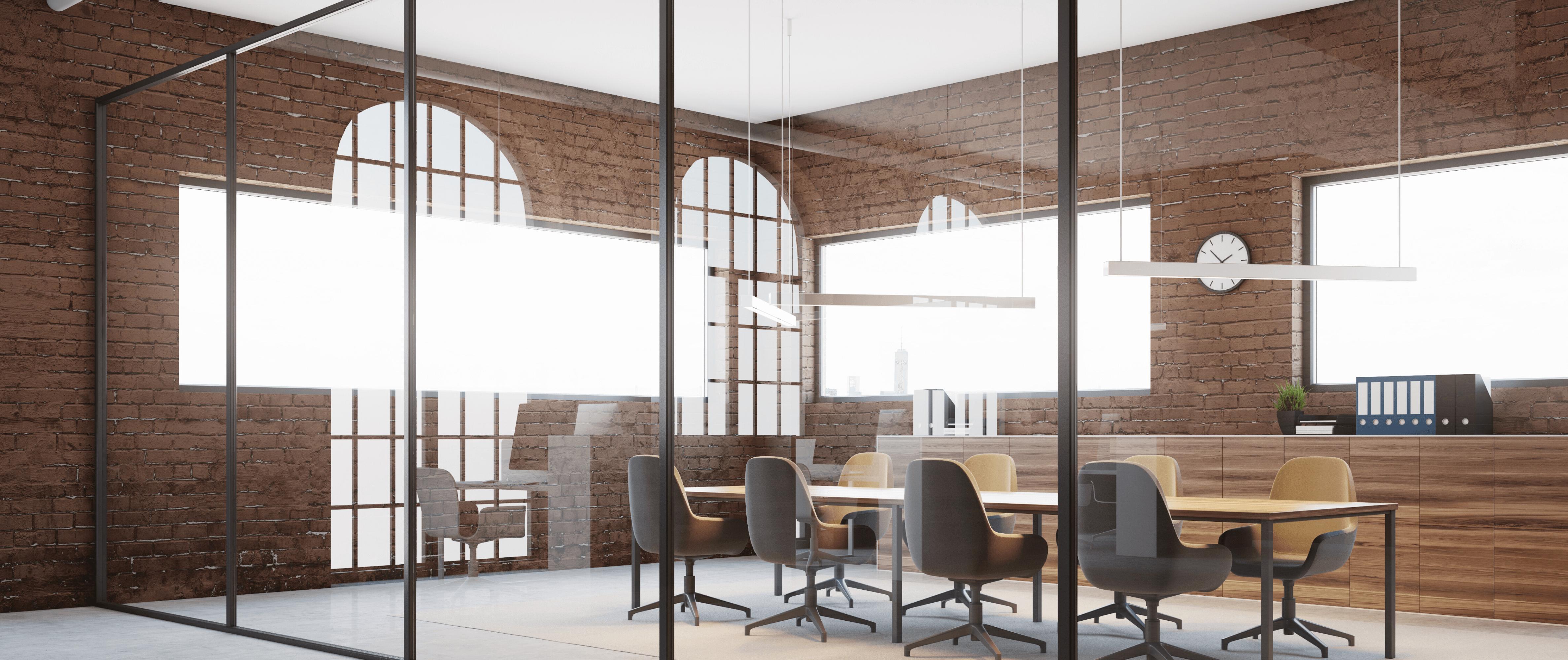 "Dan Boram speaks on ""Post-COVID Office Design"""